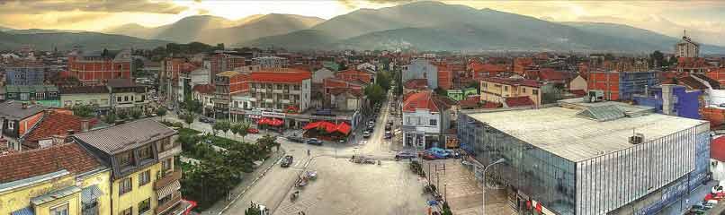 Vacances Macedoine - Gostivar