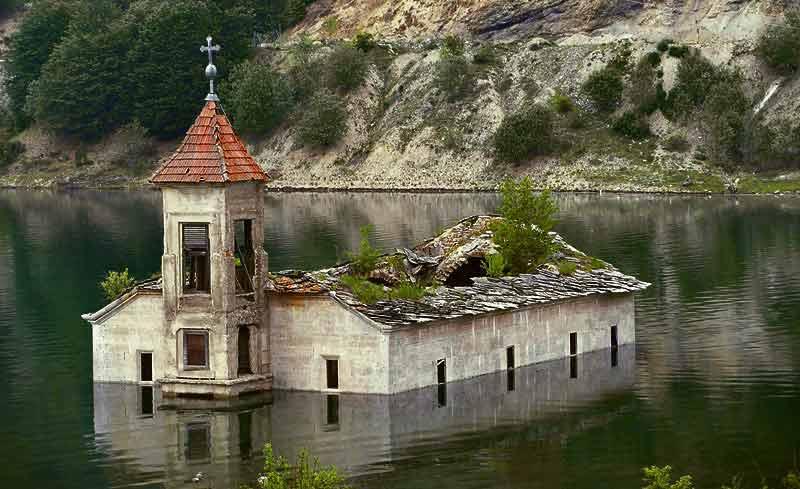 Vacances Macedoine Lac de Mavrovo