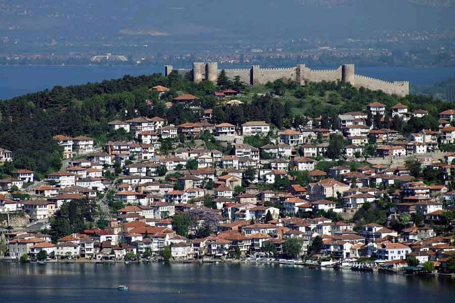 Vacances Macedoine Ohrid