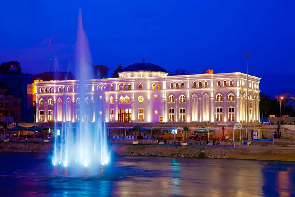 Vacances Macedoine